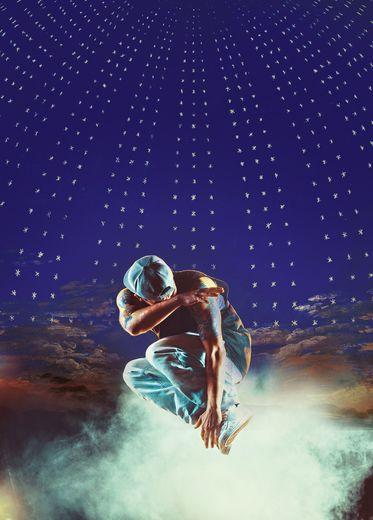 Zauberflöte reloaded - Bühnenbildentwurf von Karl Friedrich Schinkel (c) Bigstock/chaoss, Composing Monika Ursprung